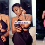 Sandra Ankobiah Puts Her Heavy Chest on Display; Fans Shout
