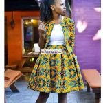 10 Simple And Beautiful Ankara Designs For Every day Wear.