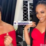 Michy Shows Shatta Wale What He Is Missing As She Puts Curvy Body On Display