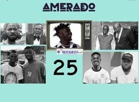 Amerado – Yeete Nsem (Episode 25) Ft. Bogo Blay & Sherry Boss