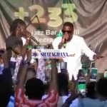 Kuami Eugene and Sarkodie shuts down stage with the first performance of their 'Happy Day' song