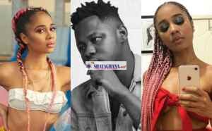 Sister Derby Shares Some Of Her Best Moments With Medikal | Watch Video