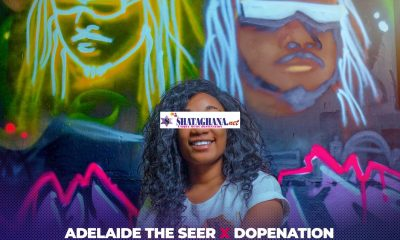 DopeNation x Adelaide The Seer – Wire Me
