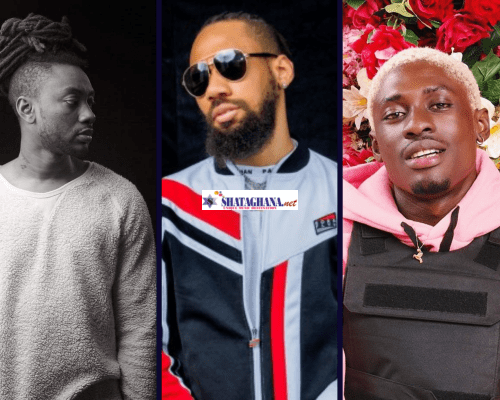 Pappy Kojo - Green Means Go (Remix) ft. RJZ & Phyno