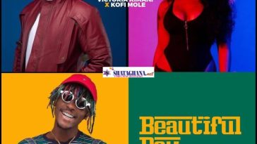 Lord Paper - Beautiful Day ft. Victoria Kimani & Kofi Mole