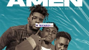 Ogidi Brown - Amen ft. Kweku Flick & Ypee