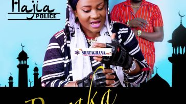 "Hajia Police Readies New Single ""Gobe Sala"" Featuring Kuami Eugene"