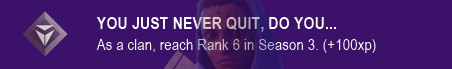 C-YOU JUST NEVER QUIT DO YOU