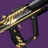 Shayura's Wrath (600RPM Void Submachine Gun)