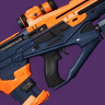 The Third Axiom (Adaptive Arc Pulse Rifle)