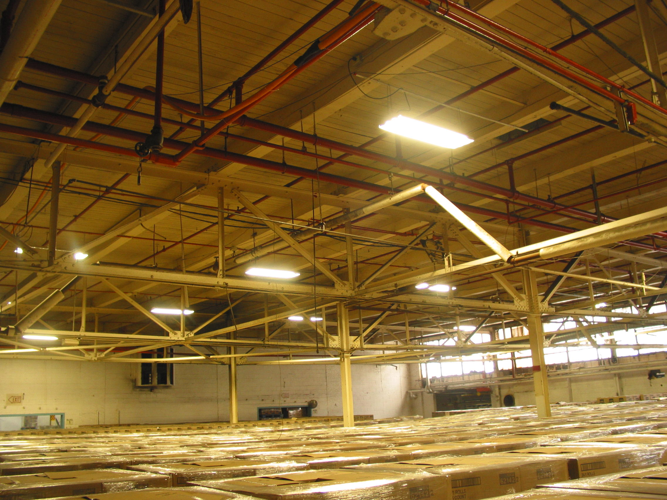 Industrial Lighting  Benefits  Applications  ShatRShield
