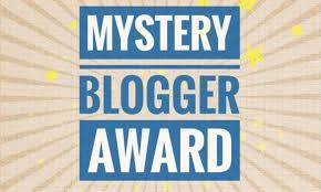 Mystery blogger