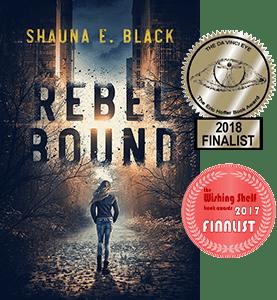 Rebel Bound award finalist