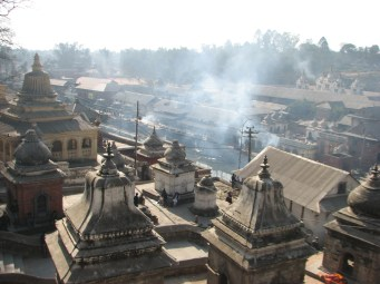 Pashupatinath Temple is the oldest Hindu temple in Kathmandu.