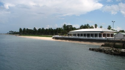 Straight from fighting to running a deserted resort, that's the Sri Lankan Army way!