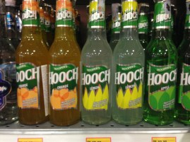 When beer is not available, Hooch will have to do.