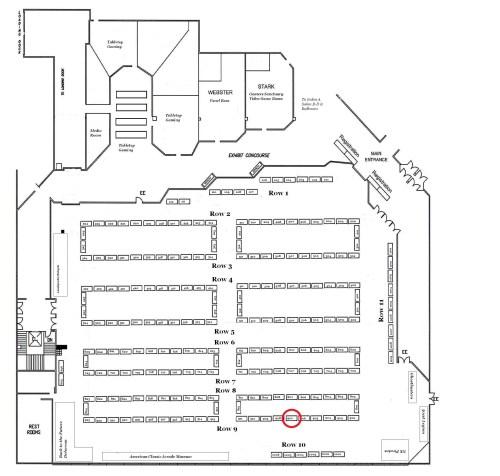 Granitecon 2013 Floorplan copy