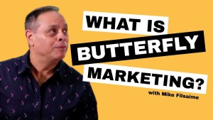 Butterfly marketing