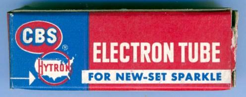 CBS-Hytron alternate Tube Box