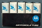 Motorola Communications Five Tube Box