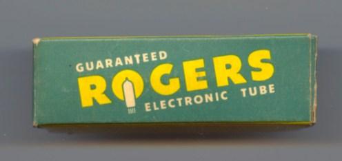 Rogers Canadian Tube Box