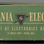 Sylvania earlier Tube Box