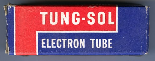 Tung-Sol Red Blue Box Side 1