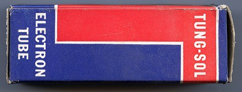 Tung-Sol Red Blue Box Side 2