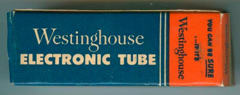 Westinghouse earlier Tube Boxox