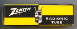 Zenith Tube Box