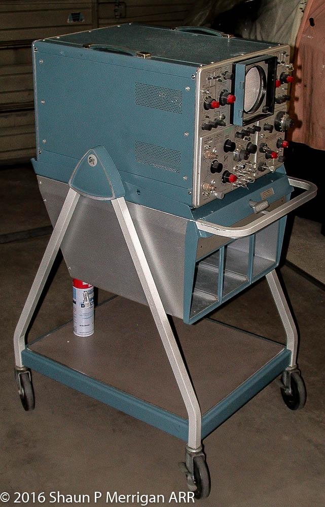 Tektronix 556 Oscilloscope