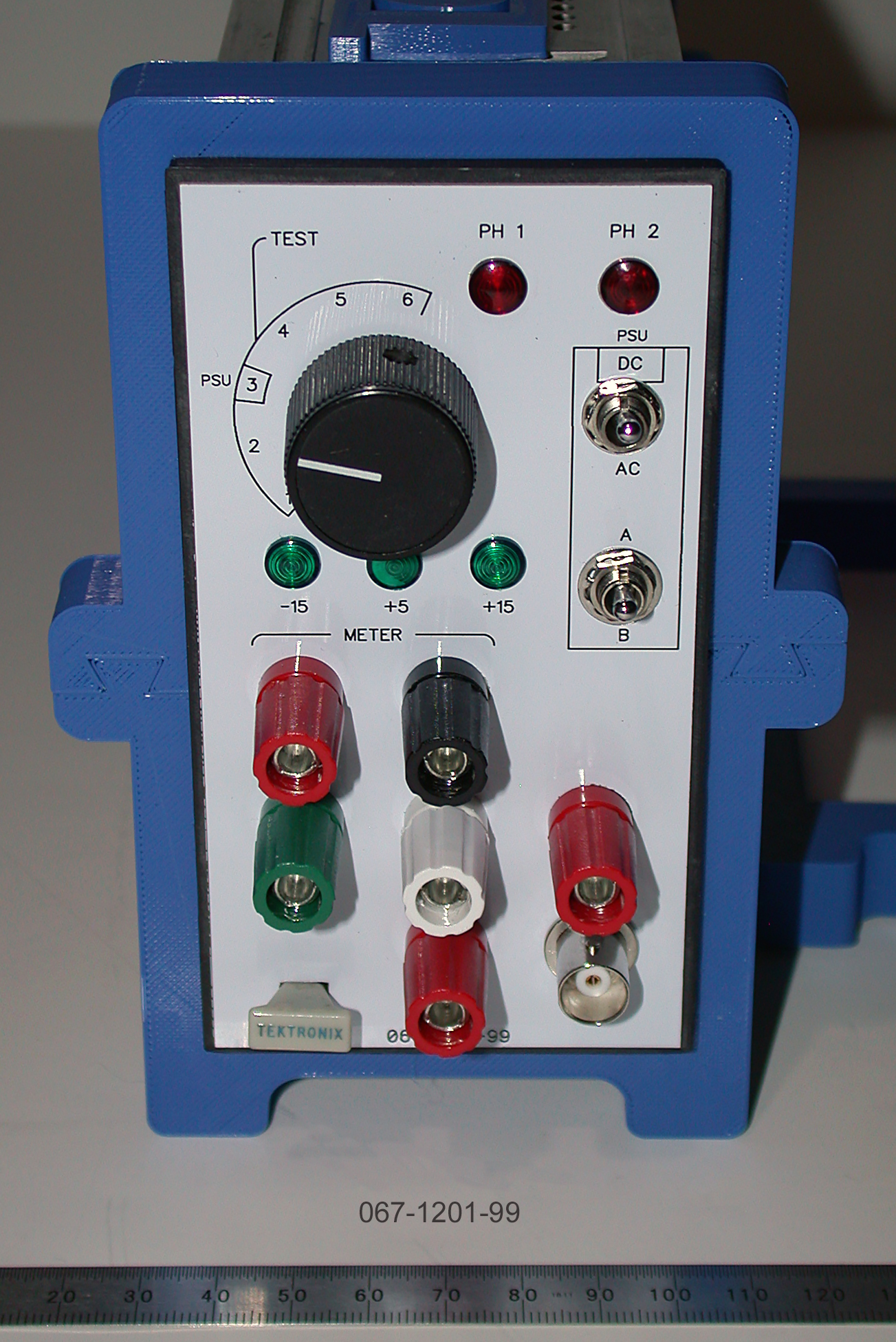 Tektronix TM500 Power Frame Tester