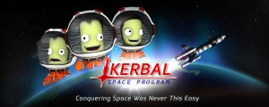 The Kerbal Space Program logo