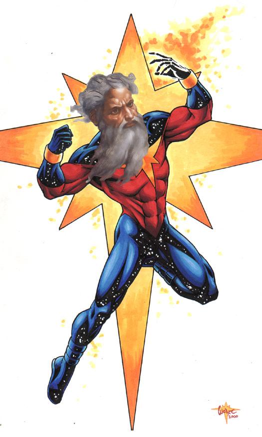 If God were a superhero, he'd wear this