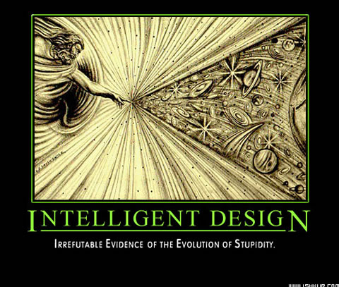 intelligent-design-poster
