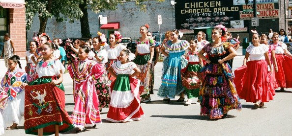 Guatemalan parade 9