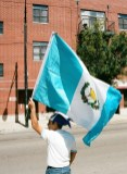 Guatemalan parade