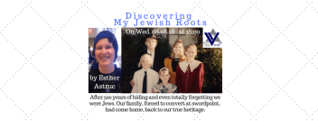 Discovering My Jewish Roots (6)