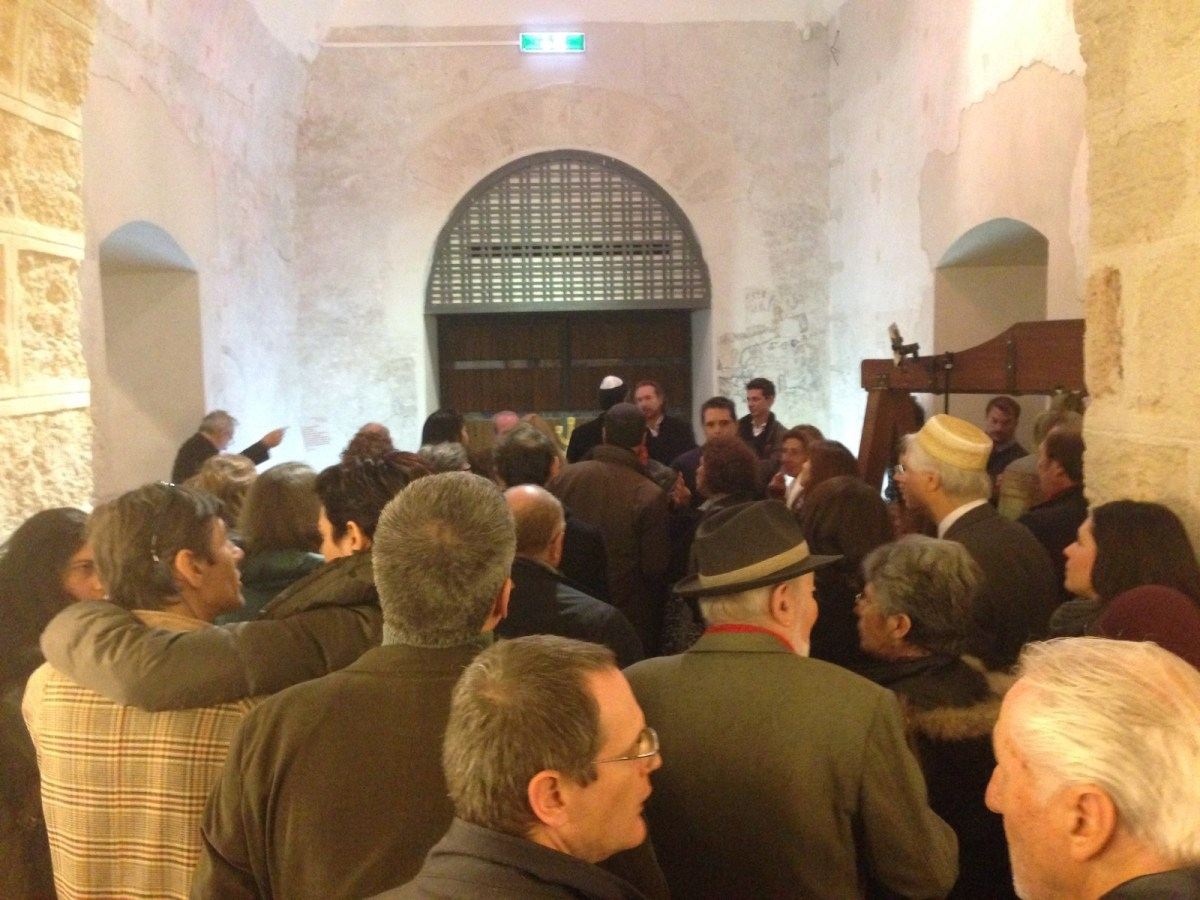 Korzenie Sycylijskich Żydów oraz ich przyszłość