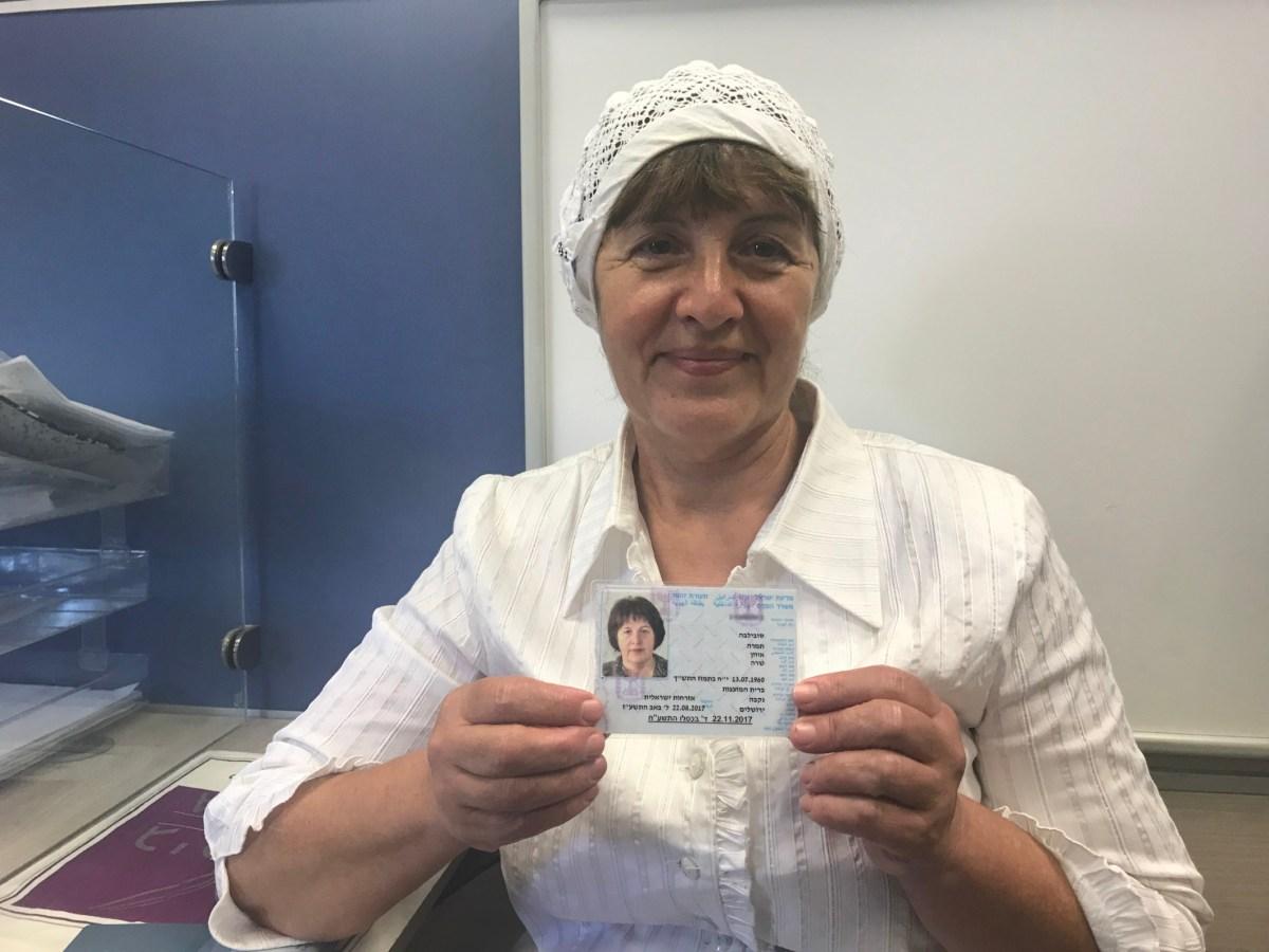 Subbotnicka Żydówka otrzymuje Izraelskie obywatelstwo po latach czekania!