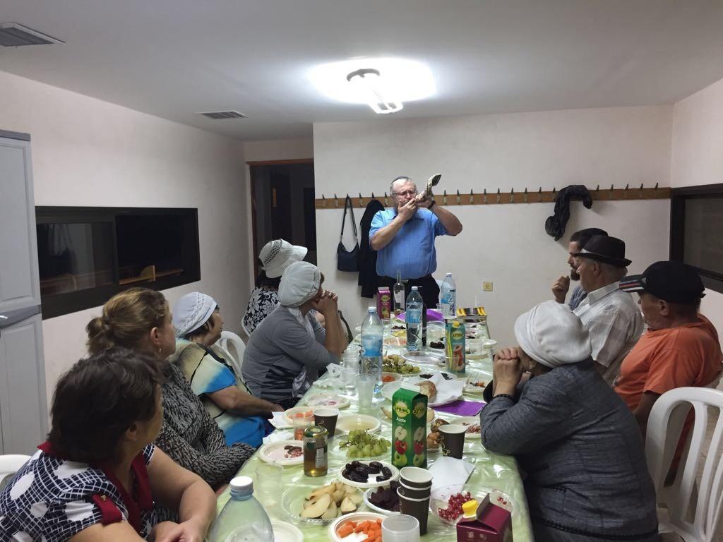 Żydzi Subbotnicy świętują Rosz Haszana