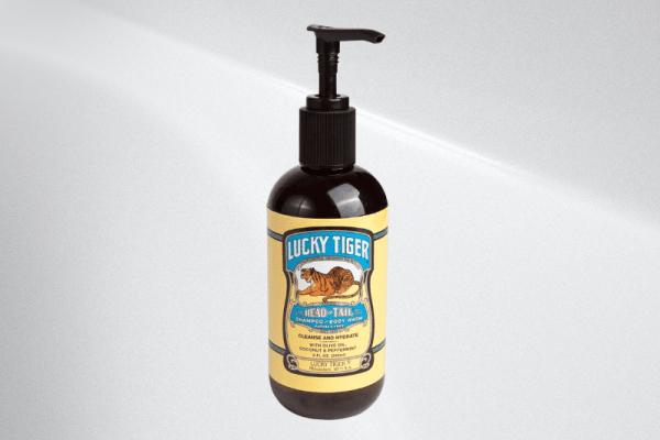 Lucky Tiger Head to Toe Shampoo & Body Wash 240ml