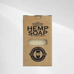 Dr K Soap Company Hemp Body Soap