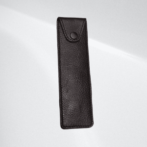 Parker Leather Straight Razor Pouch