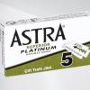 Astra Superior Platinum Blades 5 Double edge blades