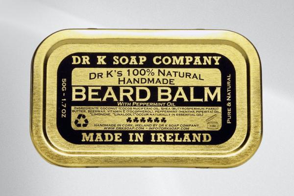 Dr K Beard Balm Mint 50g