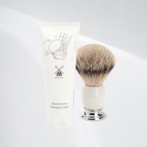 MÜHLE ORGANIC Shaving cream 75ml