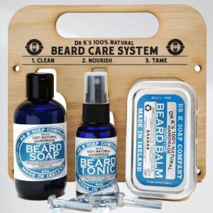 Dr K Beard Care System (Fresh Lime)