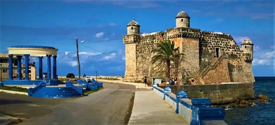 Cojimar, seaside Havana Cuba