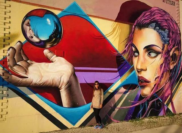 Lisbon Portugal, street art